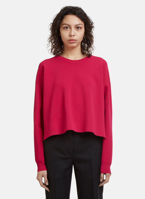 Acne Studios Perty Compact Knit Sweater