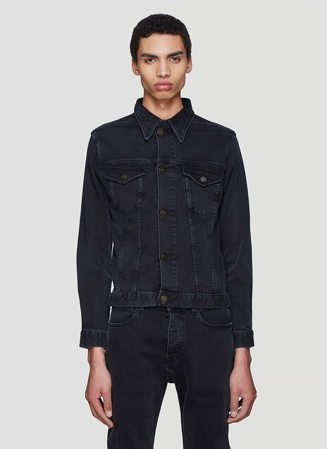 Calvin Klein Est 1978 Trucker Denim Jacket