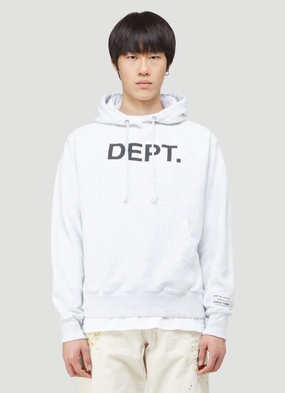 Gallery Dept. Logo Hooded Sweatshirt