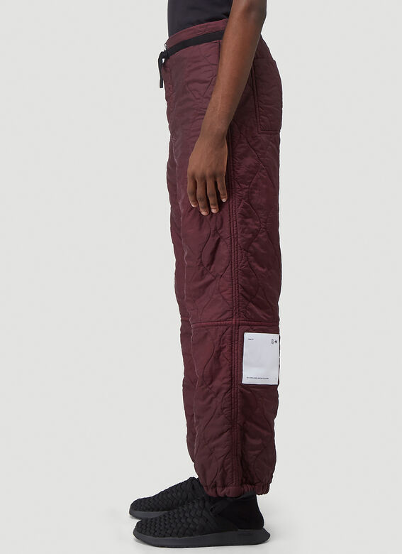 OAMC Quilted Combat Pants 3