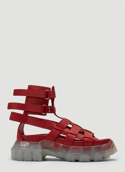 Rick Owens Tractor Sandals