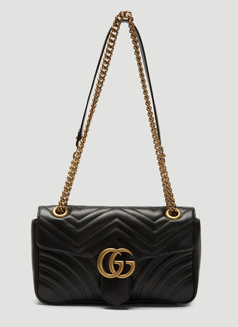 Gucci Small GG Marmont 2.0 Shoulder Bag