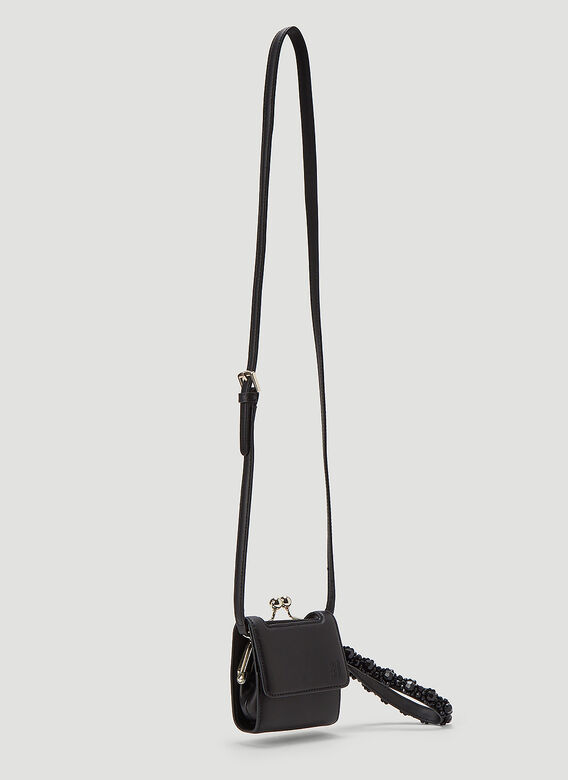 Simone Rocha Flap Wristlet Shoulder Bag 3