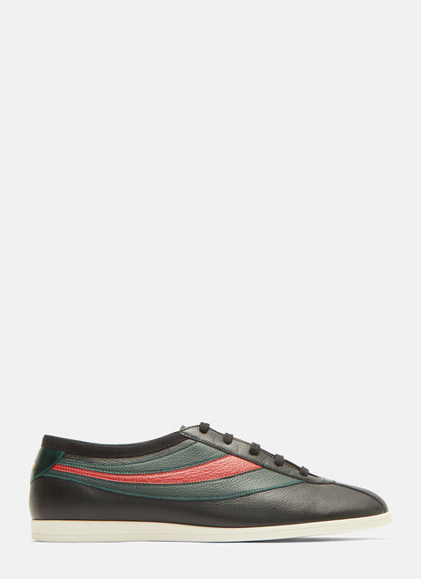 Gucci Falacer Web Sneakers