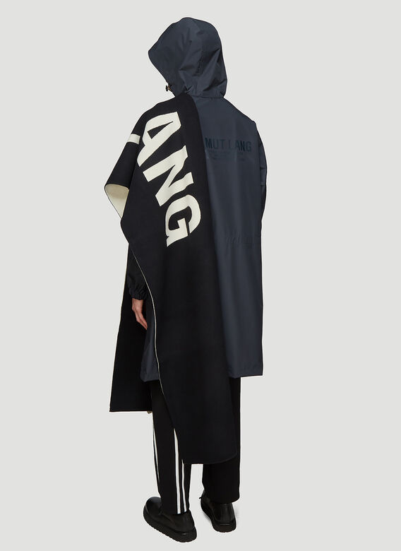 95db7bcce Helmut Lang By Parley For The Oceans Raincoat | LN-CC