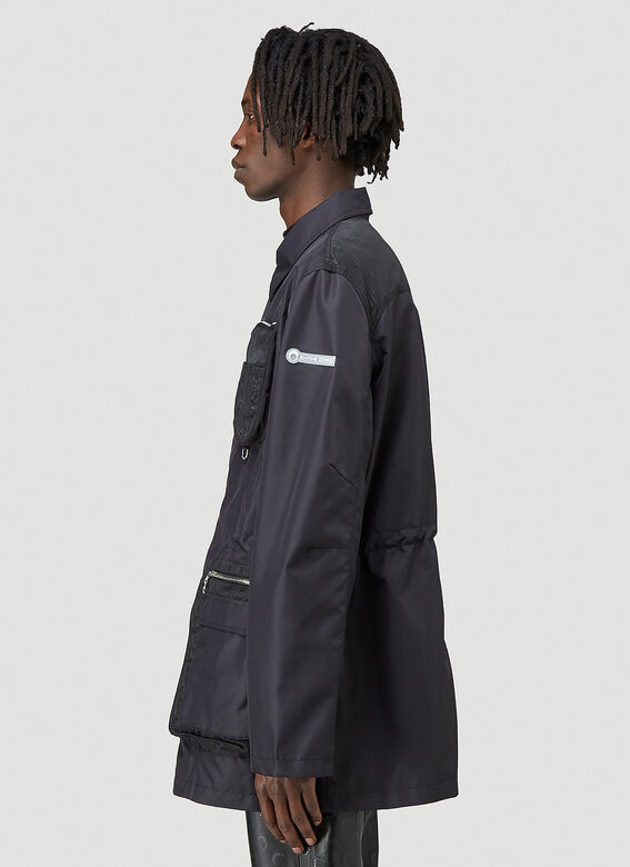 Marine Serre First-Aid Boxy Coat 3