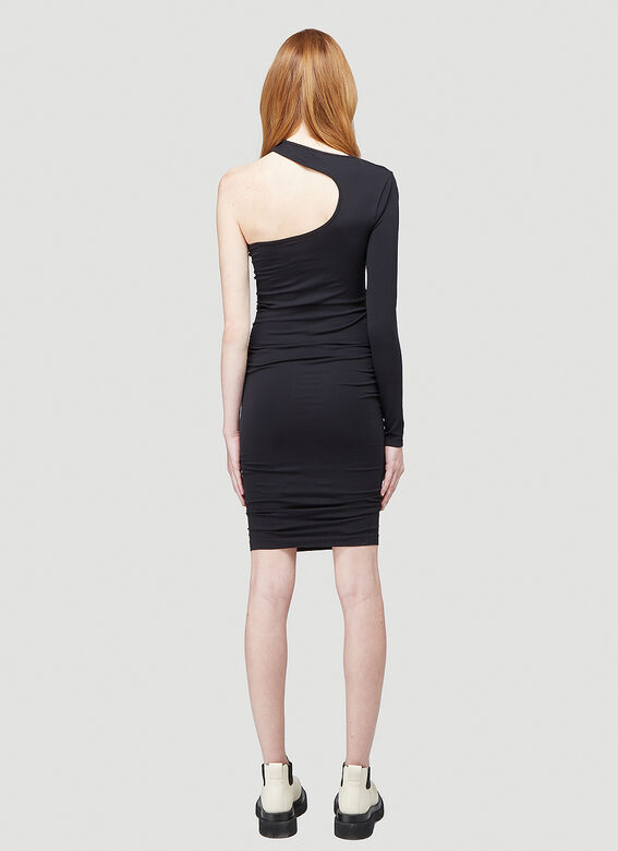 Helmut Lang Cut-Out Dress 4