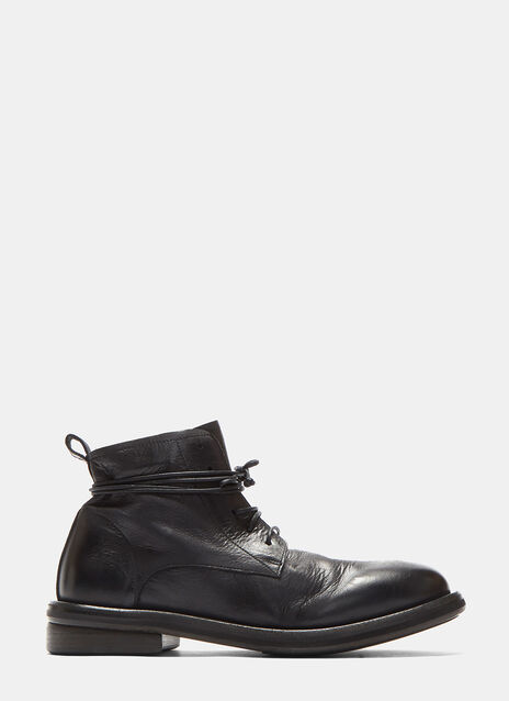 Bombolone Leather Boots
