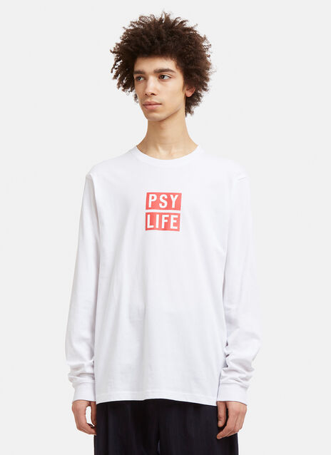 P.A.M Long Sleeve Psy Life T-Shirt