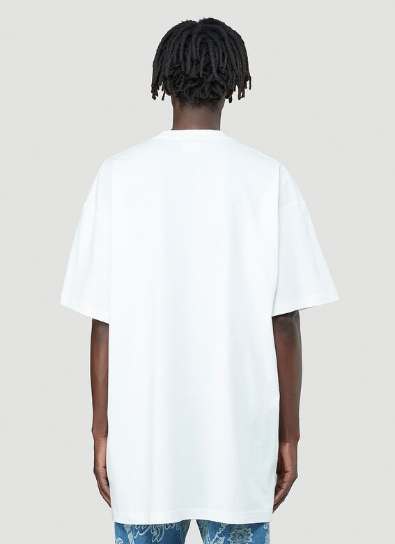 Vetements KEEPING UP WITH THE GVASALIAS / BEFORE T-SHIRT 4
