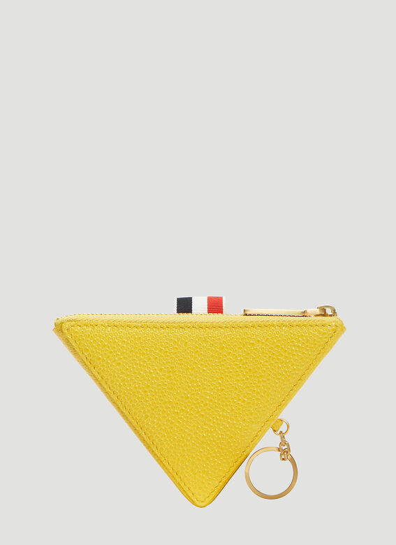 Thom Browne Crab Triangle Coin Pouch Wallet