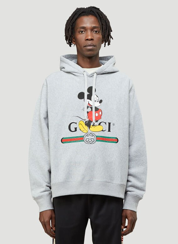Gucci HOODED SWEATSHIRT 1