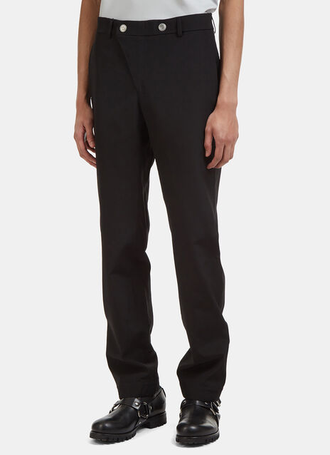 Mackintosh 0002 Technical Fitted Trousers