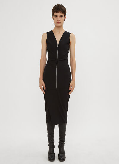 Rick Owens Stretch Tank Dress