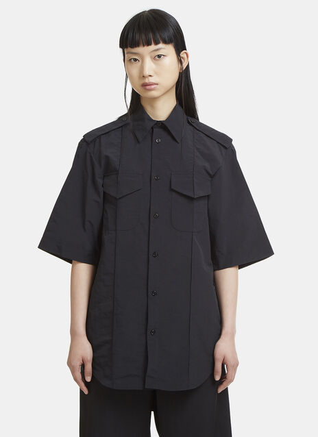 Yang Li Oversized Short Sleeve Shirt