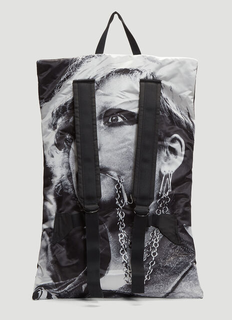 Eastpak By Raf Simons Poster Backpack