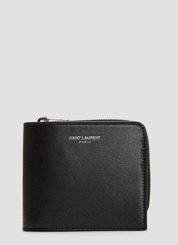 Saint laurent Zippered E/W Wallet