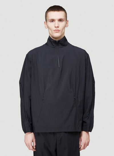 Y-3 Recycled-Nylon Pullover Jacket