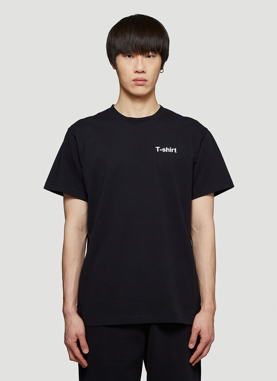 Vetements DEFINITION T-SHIRT R 1