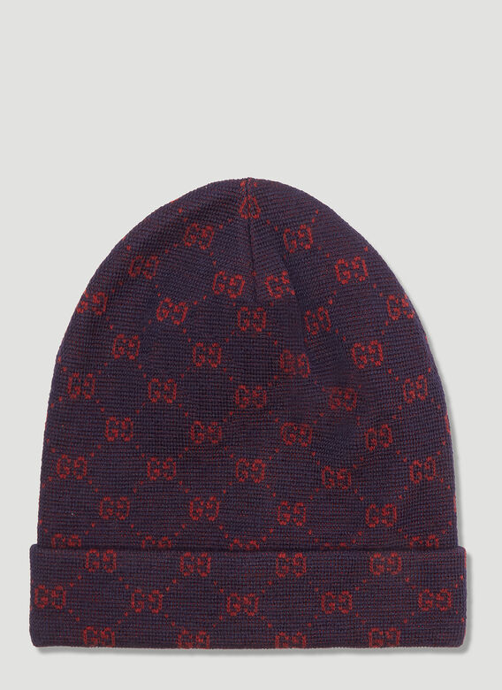 Gucci GG NAVY/RED