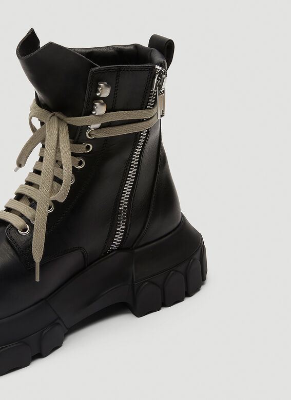 Rick Owens ARMY BOZO TRACTOR LGE 5