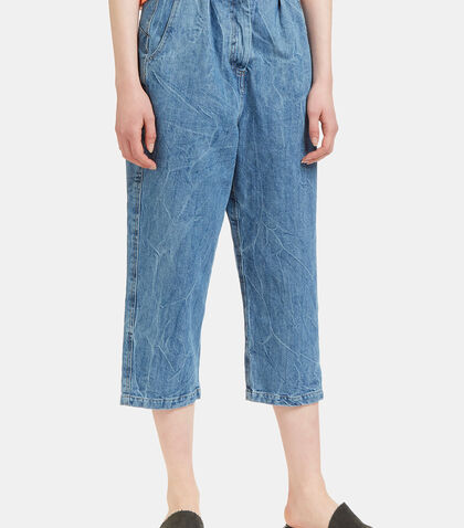 Women's Big Pant Jeans in Blue