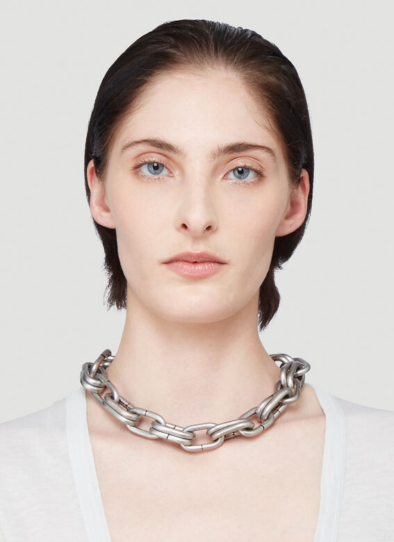 Rick Owens Chain Necklace 2