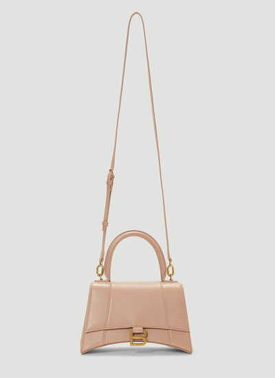 Balenciaga Hourglass Top Handle Small Bag