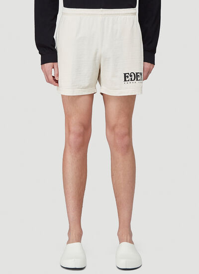 Eden Power Corp Logo Recycled Track Shorts