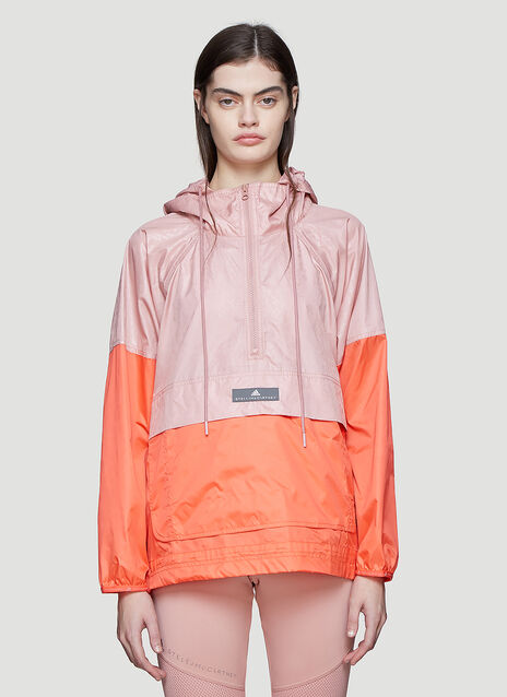 Adidas by Stella McCartney Bi-Colour Windbreaker Jacket