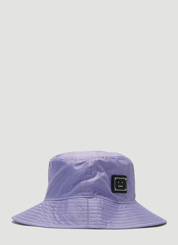 Acne Studios Logo Bucket Hat 3