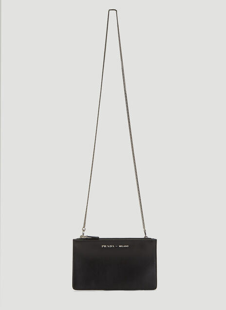 Prada Mini Bandoliera Wallet Bag