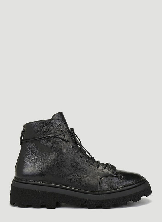 Dentolone Boots In Black by Marsèll