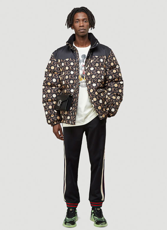 Gucci LOOK 32 PUFFER JACKET 2