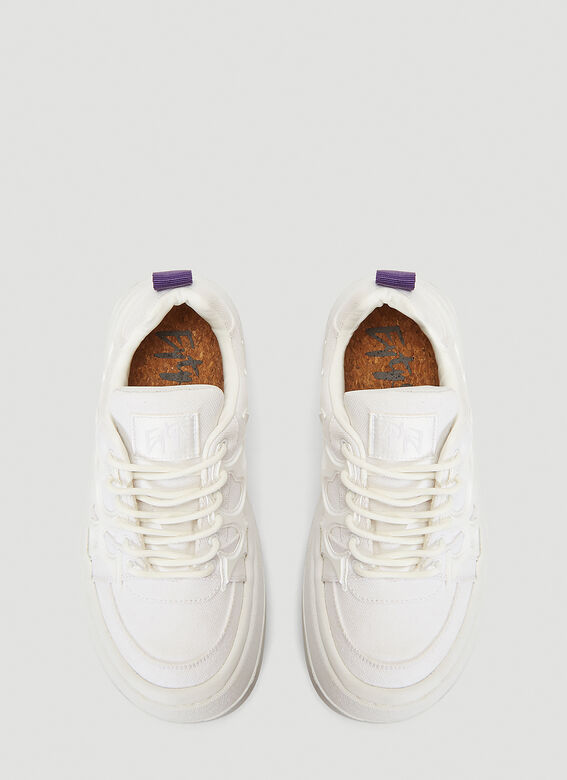 Eytys 10.10 Sonic Canvas Sneakers 2
