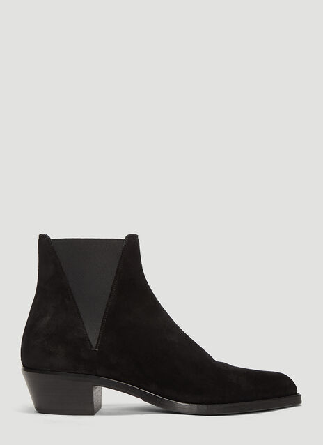 Saint laurent Dakota Chelsea Boots