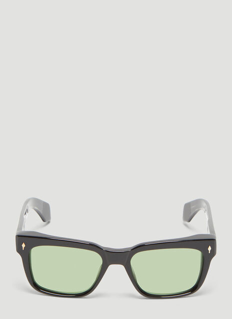 Jacques Marie Mage Molino Rectangular Frame Sunglasses