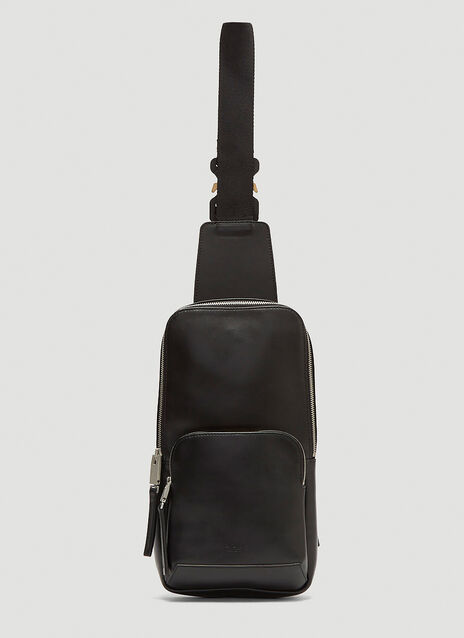 Alyx Rollercoaster Leather Cross Body Bag