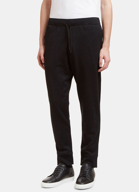 AIEZEN Virgin Wool Blend Jogging Pant