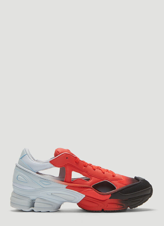 e74116449 Adidas By Raf Simons. Replicant Ozweego Sneakers in Red