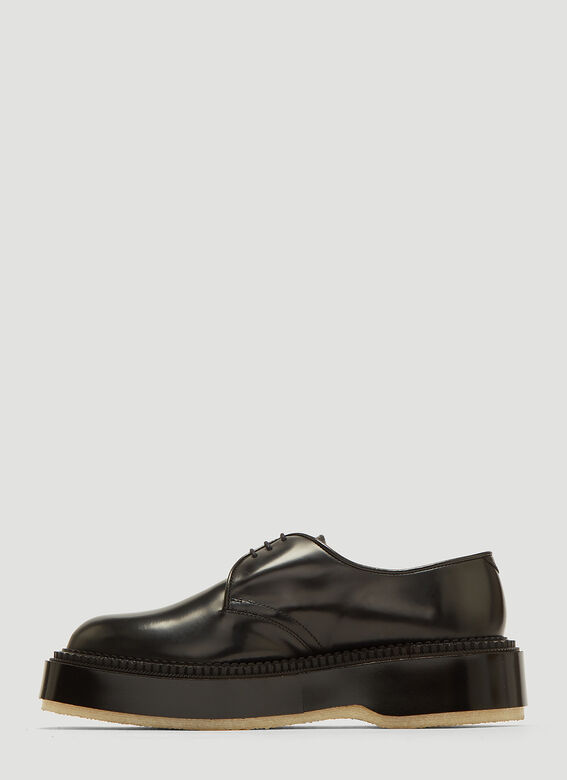 Adieu X Undercover 54 Classic Derby Shoes