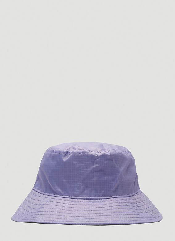 Acne Studios Logo Bucket Hat 4