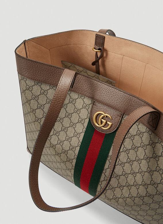 Gucci Ophidia GG Tote Bag 6