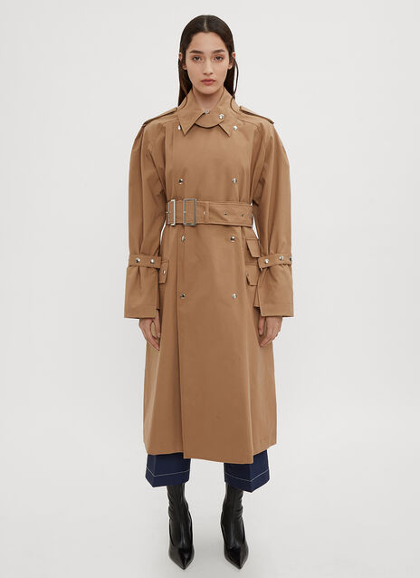 Acne Studios Hardware Trench Coat