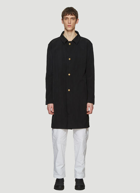 MAN-TLE Snap Spring Coat