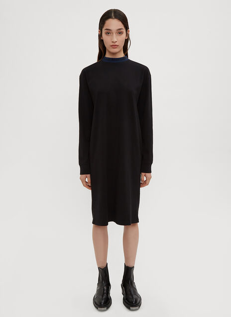 Acne Studios Long Sleeve T-shirt Dress