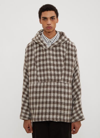 Our Legacy  90's Festival Check Parka