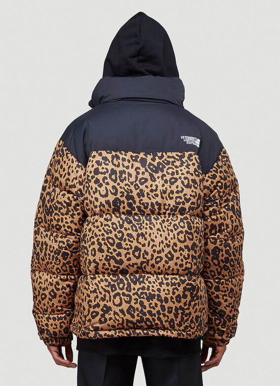 Vetements Logo Limited Edition Puffer Jacket 3