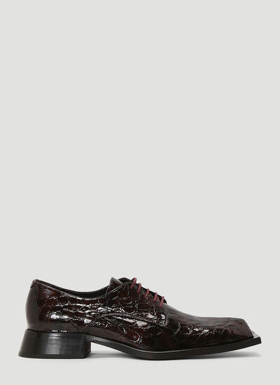 Martine Rose Daab Embossed Shoes