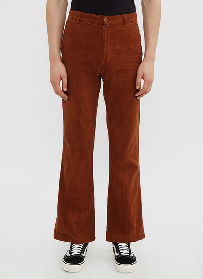 Story Mfg. Cab Flared Pants